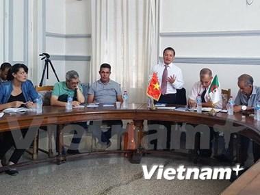 Vietnam et alg rie cherchent renforcer le partenariat for Chambre de commerce vietnam