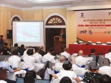 Le vietnam et l 39 inde coop rent dans la construction navale for Chambre de commerce vietnam