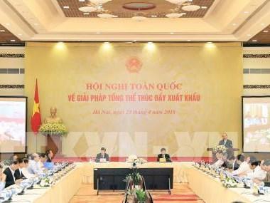 Le PM appelle à mieux s'intéresser au marché international