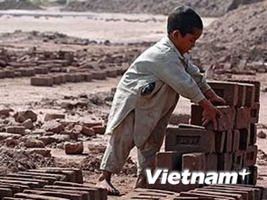 le vietnam progresse dans le travail des enfants vietnam vietnamplus. Black Bedroom Furniture Sets. Home Design Ideas