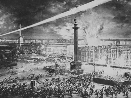 Séminaire international en l'honneur du 100e anniversaire de la Révolution d'Octobre russe