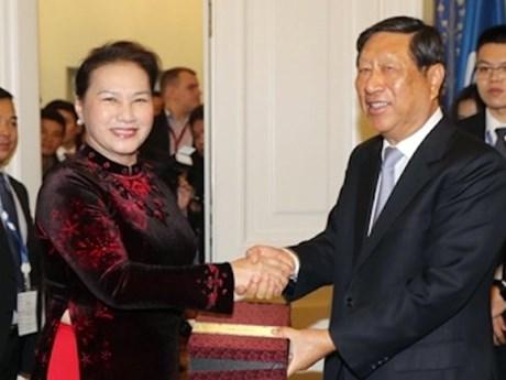 La coopération législative est un pilier des relations vietnamo-chinoises