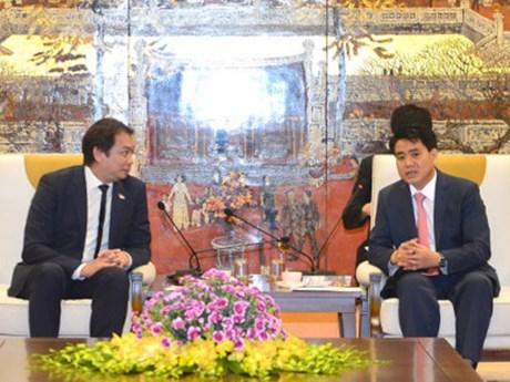 Hanoï et Singapour coopèrent dans les technologies numériques
