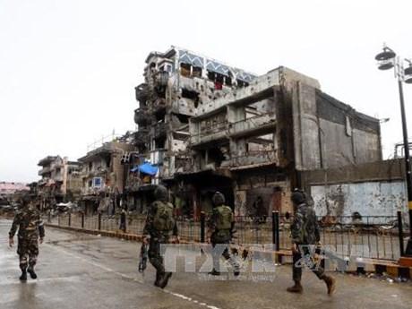 Les Philippines annoncent la fin de la bataille de Marawi