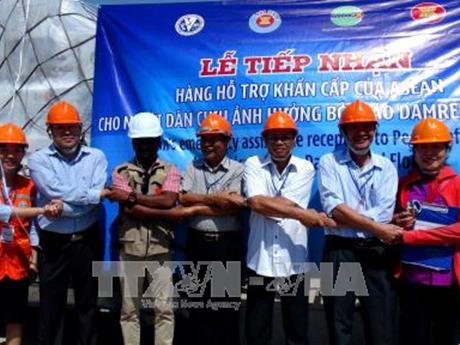 L'ASEAN soutient les sinistrés vietnamiens du typhon Damrey