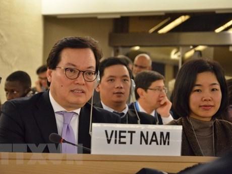Le Vietnam soutient les efforts de désarmement nucléaire