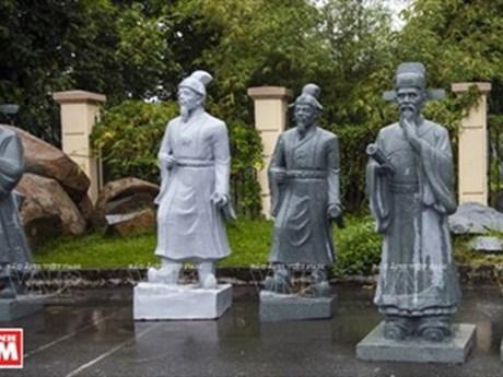 Buu Long, le village des sculptures en pierre