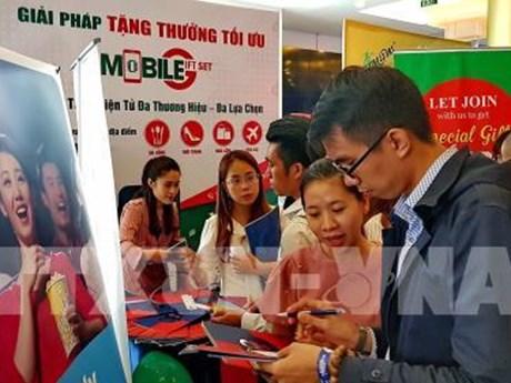 Forum de marketing en ligne du Vietnam à Ho Chi Minh-VIlle