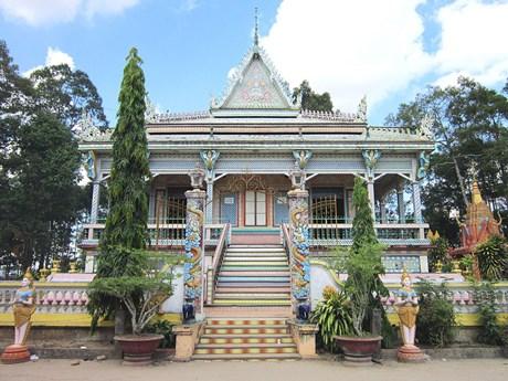 Chen Kieu, la pagode qui témoigne de la solidarité des Khmers