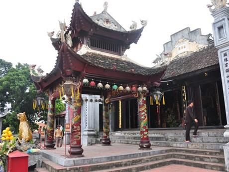 Le temple de Cua Ong, patrimoine culturel national