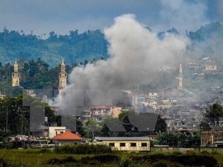 L'Indonésie, la Malaisie et les Philippines effectuent des patrouilles aériennes communes