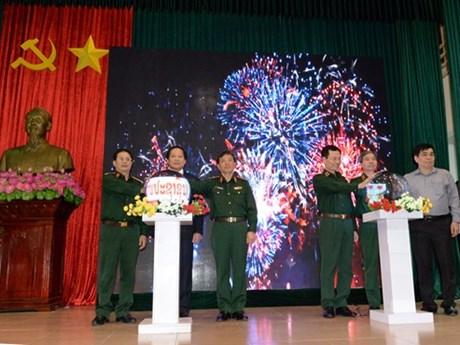 Les versions laotienne et khmère du quotidien Quan doi nhan dan en ligne voient le jour