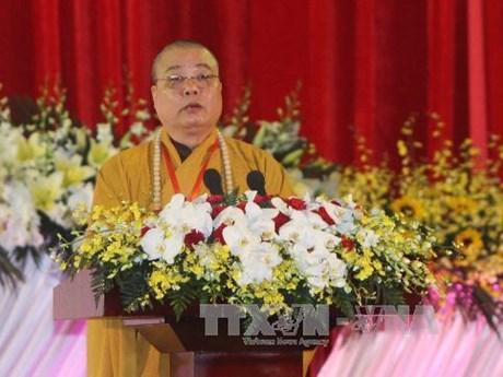 L'Association bouddhique du Vietnam au Mozambique voit le jour
