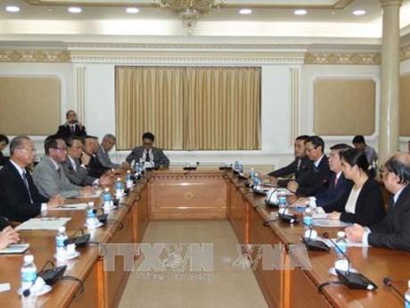 HCM-Ville et Hokkaido renforcent leur coopération dans l'agriculture