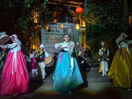Renforcement des échanges de coopération culturelle République de Corée – Quang Nam