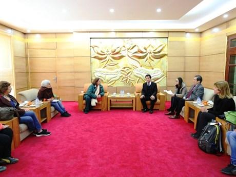 Vietnam et Argentine renforcent la compréhension entre les deux peuples