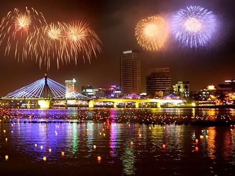 Le Festival international des feux d'artifice de Da Nang prévu pour avril 2018