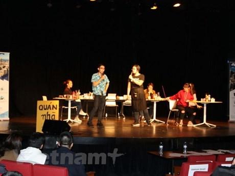 Activités des étudiants vietnamiens en Australie et en République de Corée