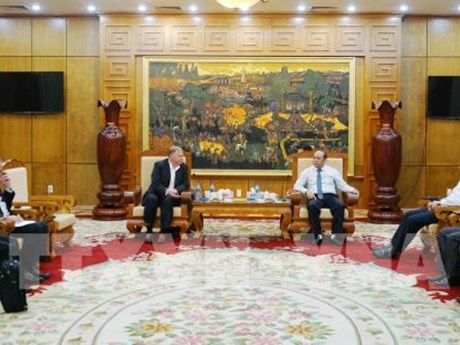 Les entreprises australiennes sondent les opportunités d'investissement à Bac Giang