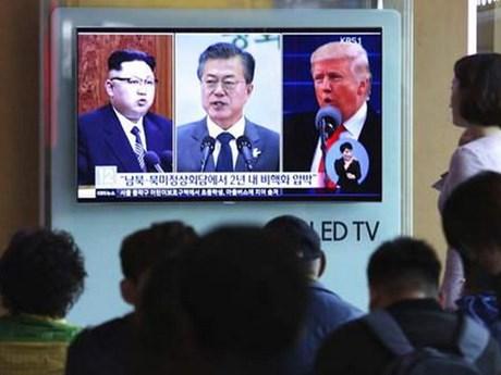 Le Vietnam salue la promotion du dialogue sur la péninsule coréenne