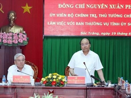 Soc Trang doit prendre des mesures pour atteindre ses objectifs de croissance
