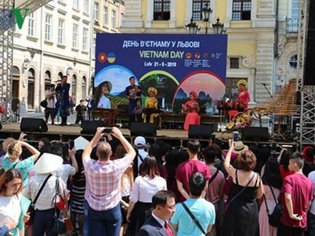 La Journée vietnamienne en Ukraine