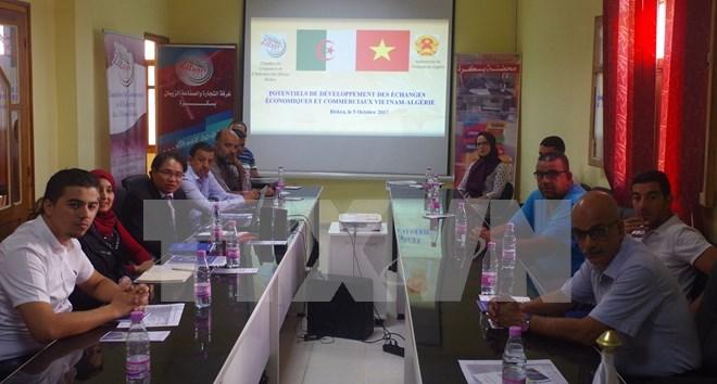 Promotion du commerce et de l investissement en alg rie for Chambre de commerce vietnam