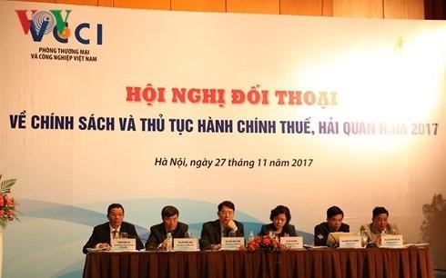 Dialogue avec les entreprises sur les politiques et for Chambre de commerce vietnam
