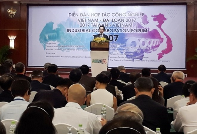 Le vietnam et ta wan chine renforcent la coop ration for Chambre de commerce vietnam
