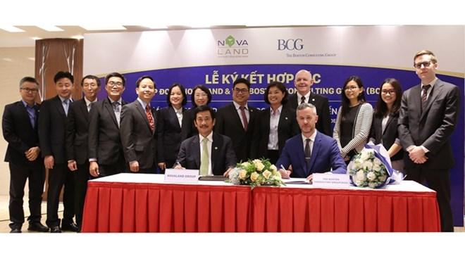 Novaland et bcg coop rent pour d velopper le tourisme dans - Cabinet de conseil en developpement international ...