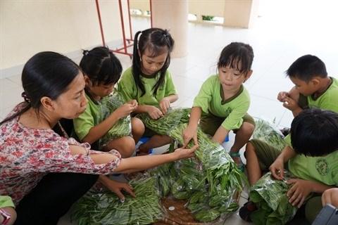 Hô Chi Minh-Ville: le modèle de classe avancée est encore ...