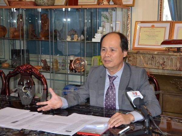 L accord de libre change vietnam ue va doper le commerce for Chambre de commerce francaise au vietnam