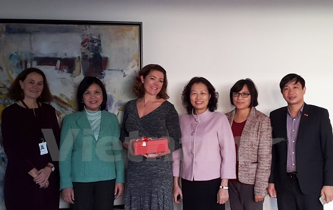 Vietnam norv ge coop rent dans la formation for Chambre de commerce vietnam