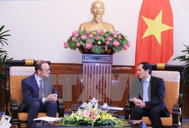 La belgique toujours aux c t s du vietnam vietnam - Cabinet du ministre des affaires etrangeres ...
