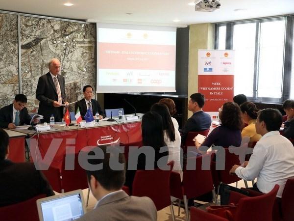 Promotion des exportations des produits vietnamiens vers l for Chambre de commerce vietnam