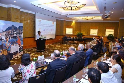 Vietnam et afrique du sud promeuvent les relations dans le for Chambre de commerce vietnam