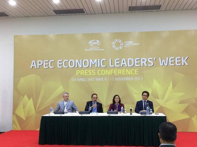 Apec 2017 les dirigeants des entreprises d asie for Chambre de commerce vietnam
