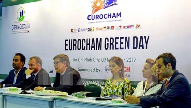 Les entreprises europ ennes s 39 int ressent l nergie for Chambre de commerce vietnam
