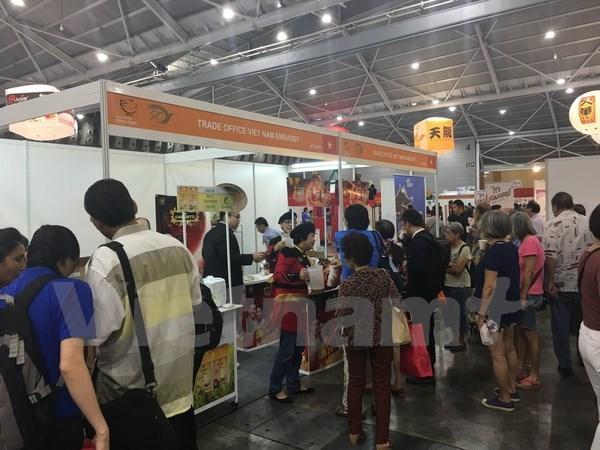 Le vietnam au plus grand salon agro alimentaire d asie - Salon agroalimentaire ...