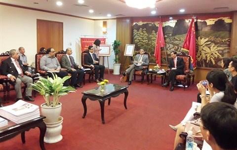 Les entreprises vietnamiennes et pakistanaises veulent for Chambre de commerce vietnam