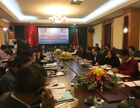 Vietnam maroc relations historiques et perspectives for Chambre de commerce vietnam