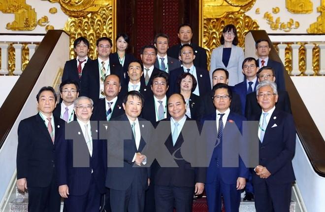 Le pm s 39 attend une expansion des entreprises japonaises for Chambre de commerce vietnam