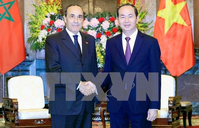 Le vietnam salue les investisseurs marocains vietnam for Chambre de commerce vietnam
