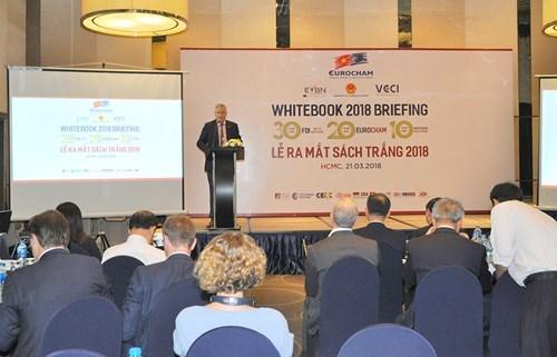 L evfta dynamisera les investissements europ ens au for Chambre de commerce vietnam